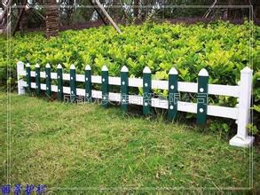 供应新津PVC围墙栏杆栅栏