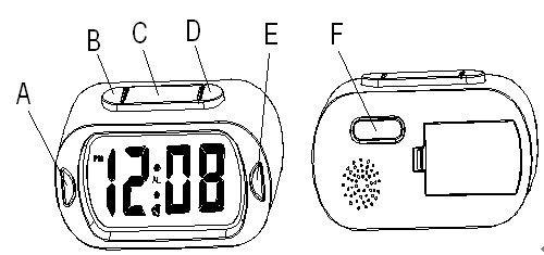 家用电器 影音电器 收音,录音机 etinx(ks-5003)便携自动auto scan图片