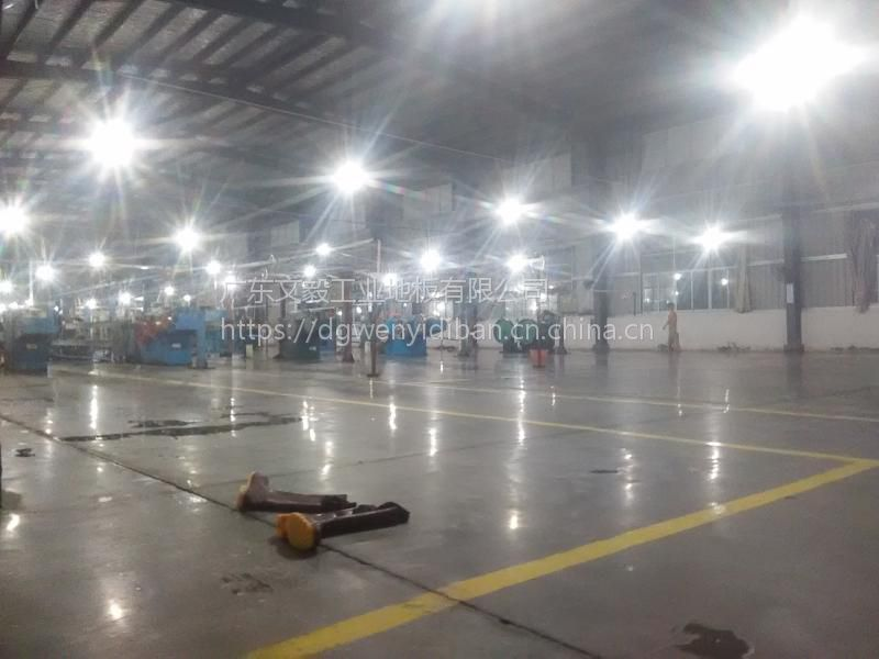 东莞东城区厂房水泥地硬化--仓库水泥地起灰处理