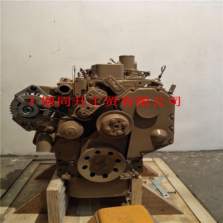 现货康明斯柴油发动机 6LTAA8.9-C240马力总成适配工程机械牵引机