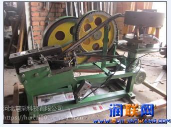 嵊州搓丝机厂 全自动双头搓丝机