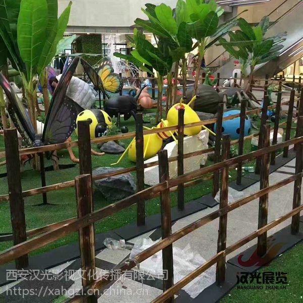 沈阳_大型昆虫主题展_昆虫模型制作出售_昆虫展展会策划设计