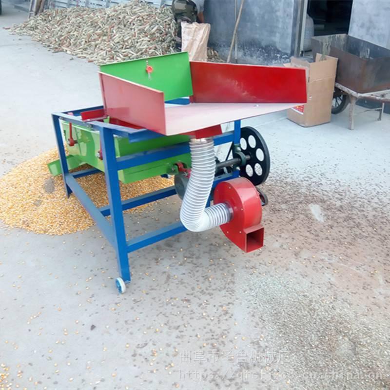 黄豆选种筛选机 粮食精选机价格 圣鲁牌
