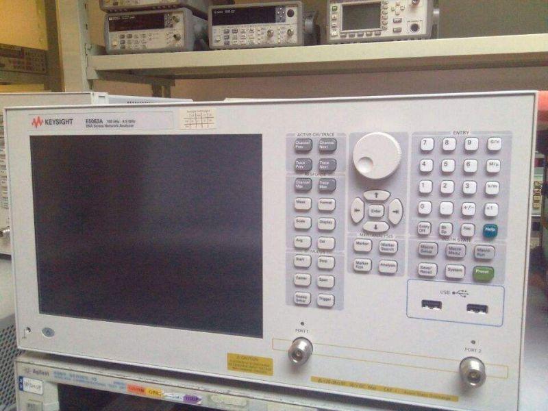 keysight E5063A Agilent E5063A