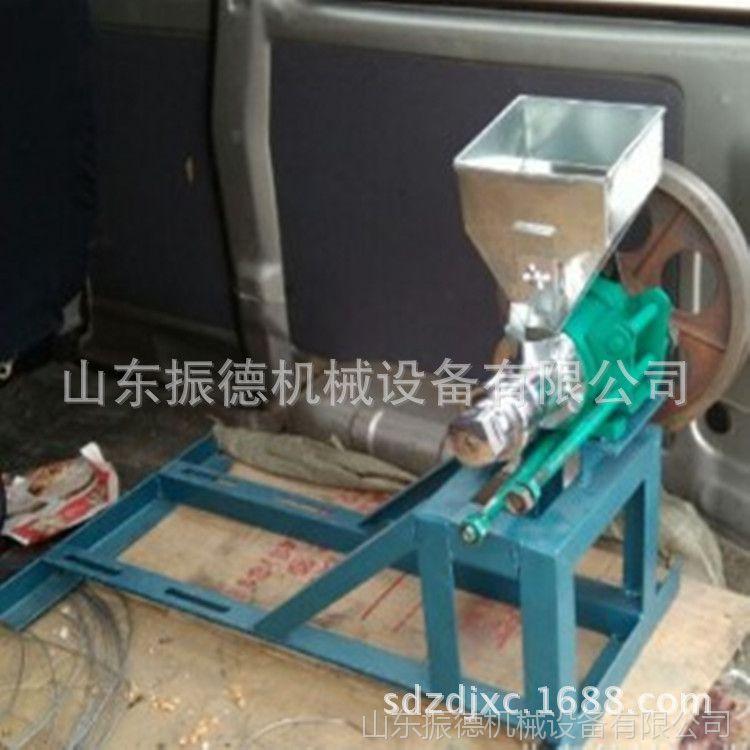 直销新型江米条机 麻辣食品机膨化机 振德 五谷杂粮膨化机