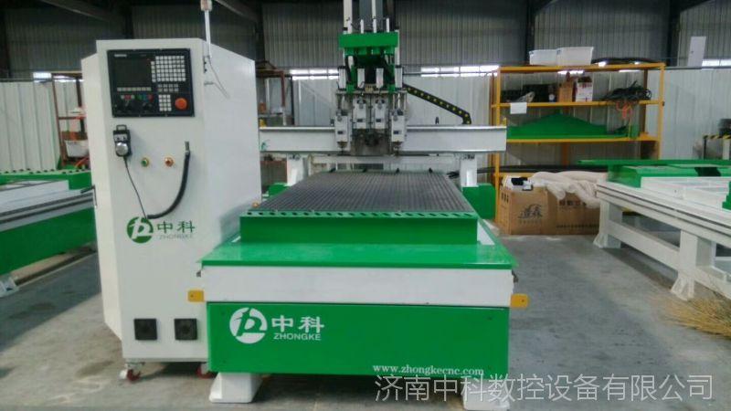 自动换刀四工序开料机 济南中科销售量大、做的专业的厂家