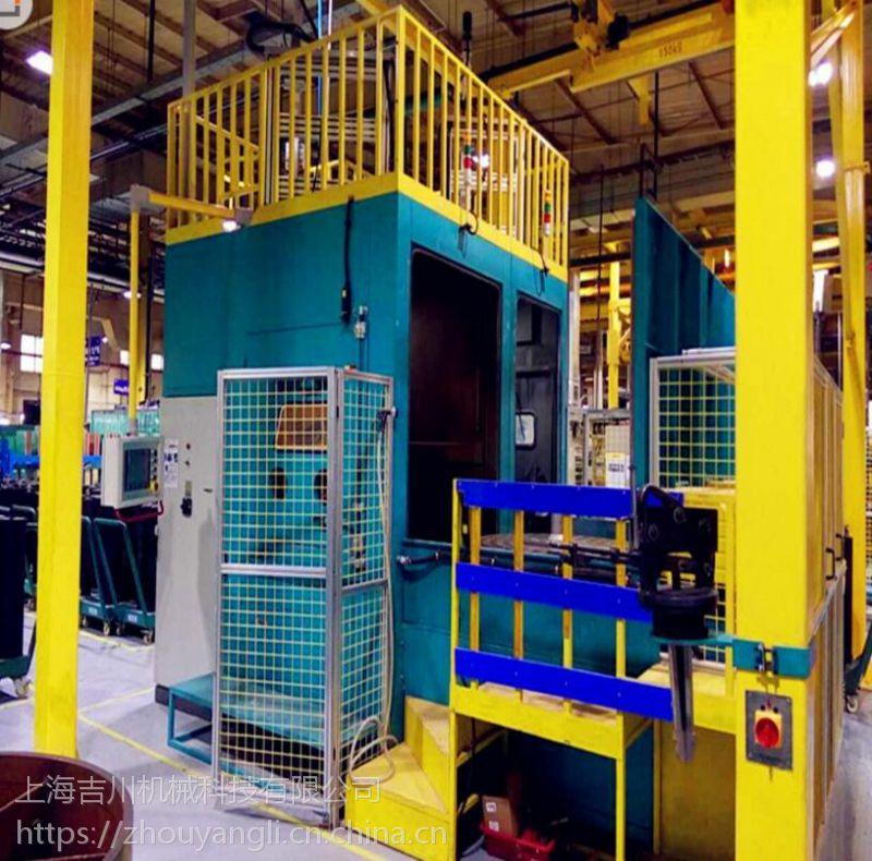 JCK-硬质合金自动喷砂机厂家