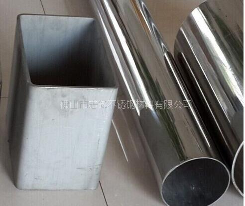 增城304不锈钢工业焊管 工业用不锈钢流体管
