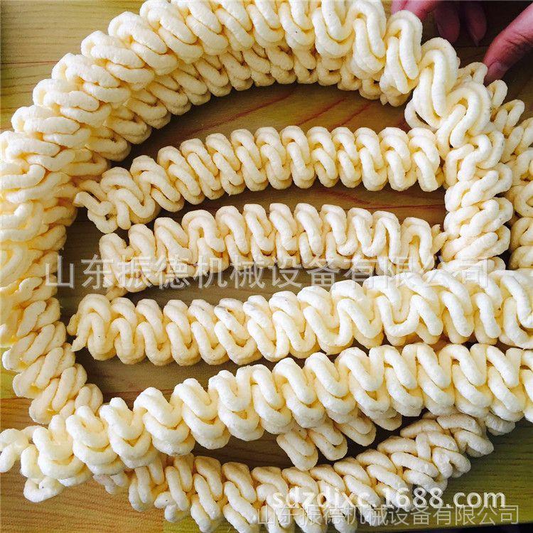 食品玉米膨化机 空心棒加工设备 挤压成熟式玉米膨化机 振德供应