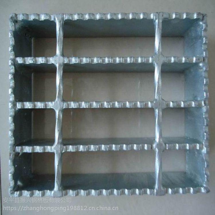 镀锌格栅板@压焊钢格栅板价格@定做钢格板厂家