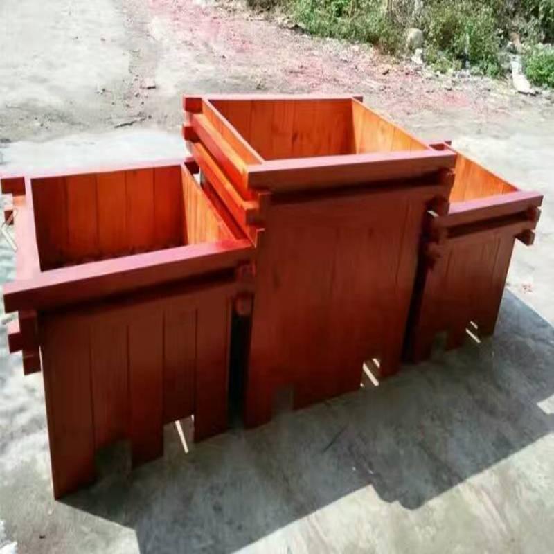 销售组合花箱制作厂家,花草木箱经销,价格公道