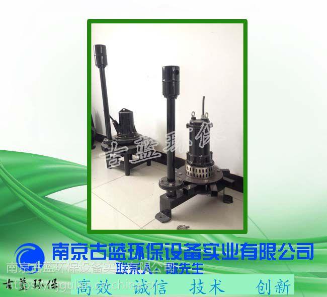 宁夏 潜水曝气机 圆形池专用曝气机 单向管式曝气机