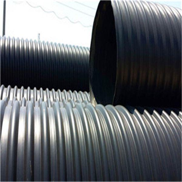 威海pvc/pe钢带增强螺旋波纹管质优价廉/业务承接