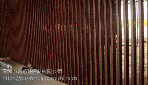 铝方通价格 广东木纹铝方通厂家