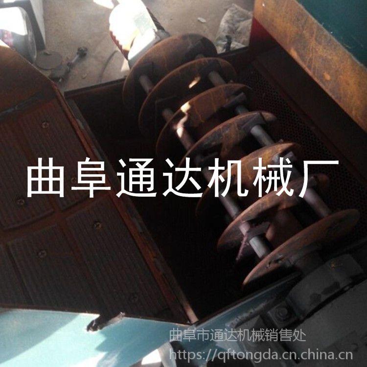 锤片式饲料粉碎机 粗饲料加工粉碎机械 通达牌