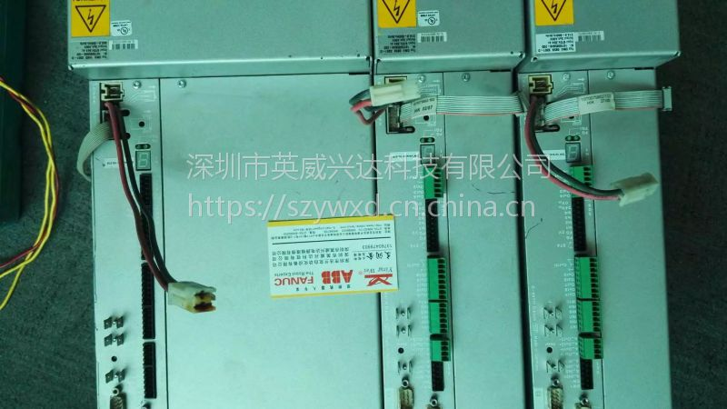 BOSCH D-64711 Erbach 107 TYPE DM 15K 1101-D伺服驱动器维修