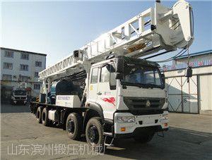 BZCY400CDF6x4IV车装水井钻机工程钻机车载钻机