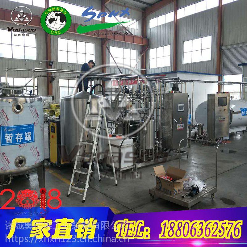 牛奶生产机械多少钱