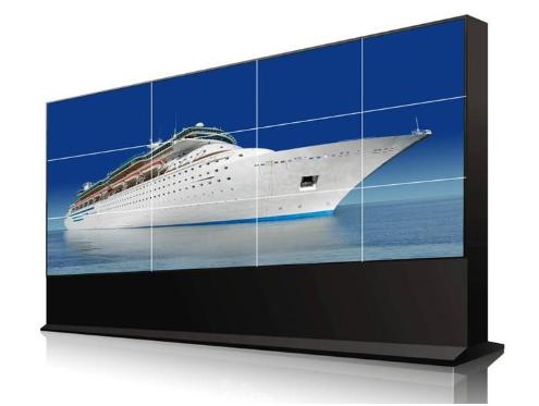 中创联合60寸DID大屏拼接 监控显示液晶拼接墙 60寸DLP液晶拼接墙