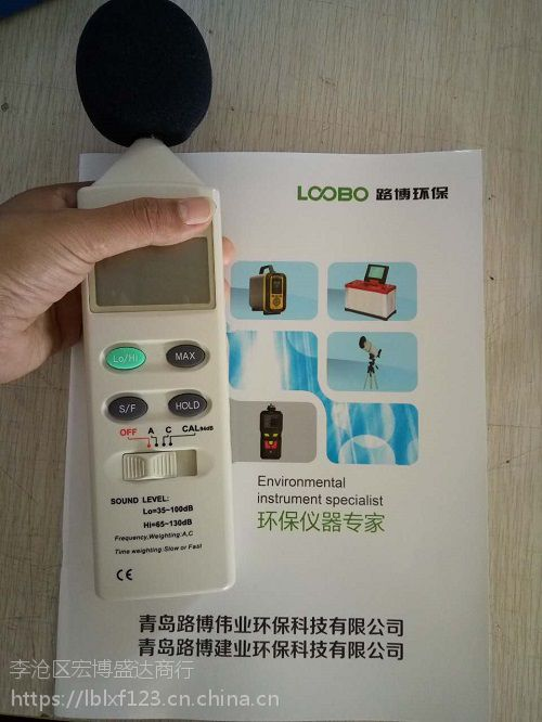 LB-ZS50声级计青岛路博仪器