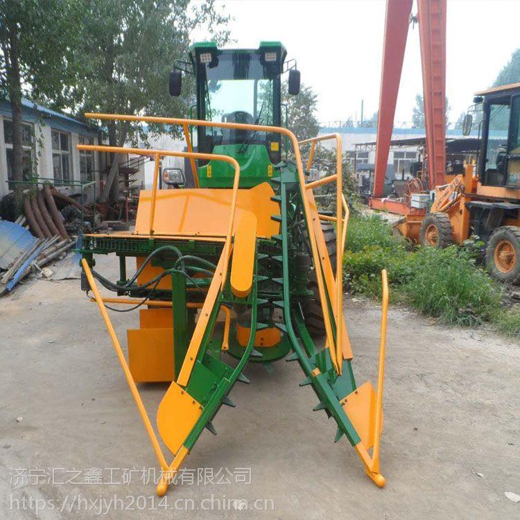 甘蔗收割机 汇鑫全自动 甘蔗收割机机械 高效率