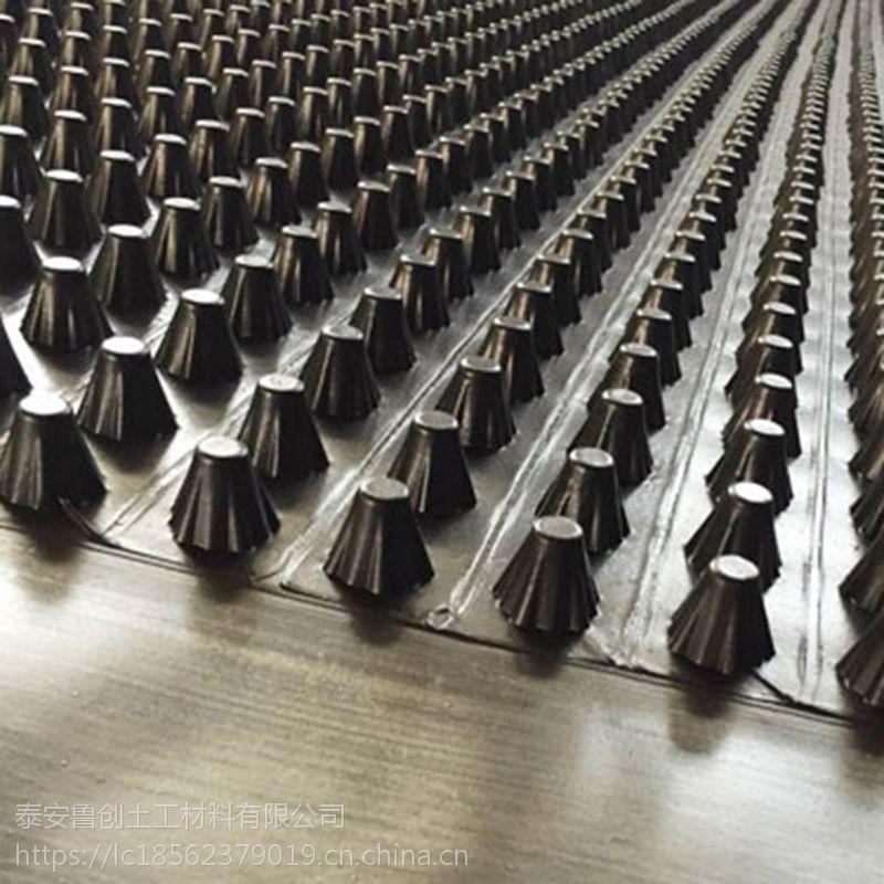 厂家热销!塑料排水板车库顶板专用 hdpe全新料 欢迎来电咨询