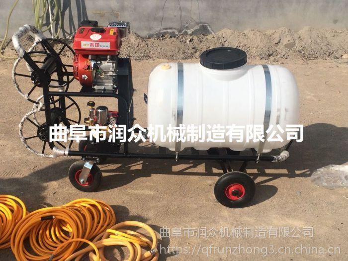 苹果园打药机 省水省药喷雾器 害虫都怕的喷雾机