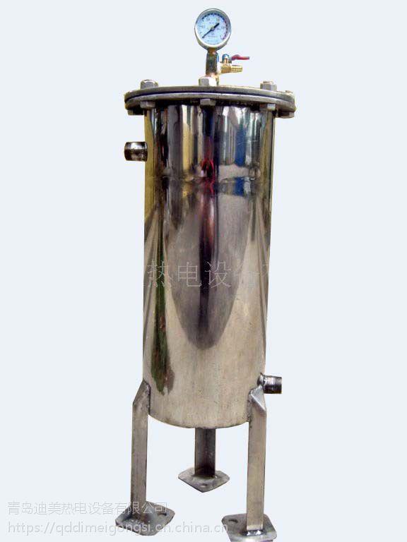 厂家直销 精密过滤器 固液分离 不锈钢过滤器 提供oem加工定制