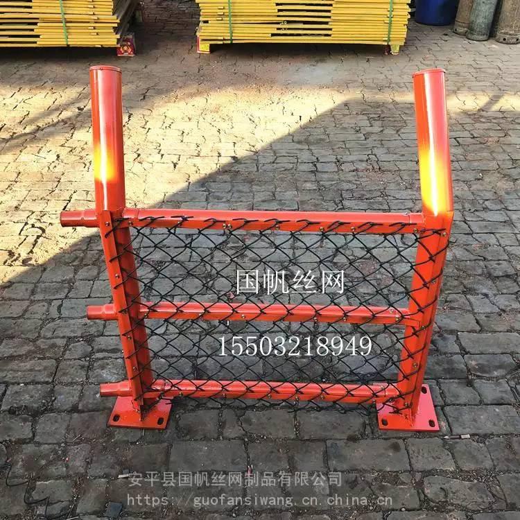厂家报价篮球场护栏网批量价优 国帆勾花网护栏