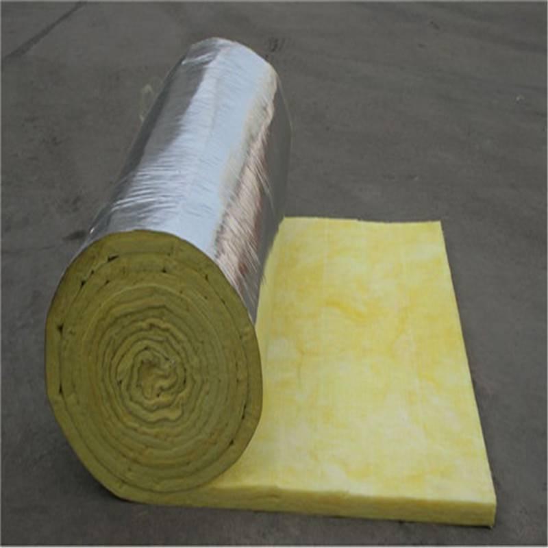 售后玻璃棉卷毡生产厂家 阻燃玻璃棉毡