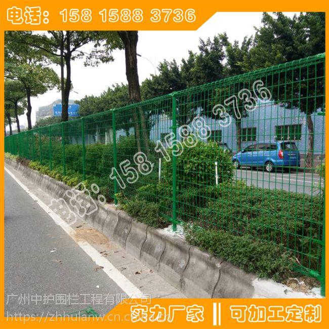 惠州现货园林防护网 绿化带隔离网规格 东莞园林护栏网生产厂