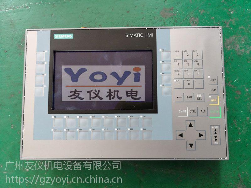 西门子KTP700触摸屏6AV2124-1GC01-0AX0维修不开机