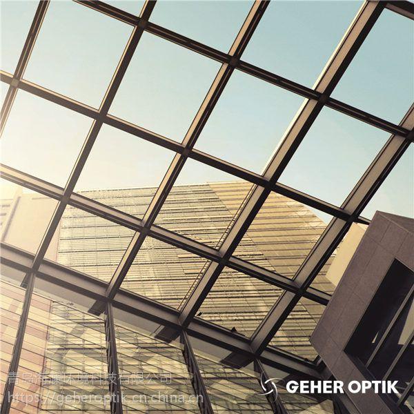 美国几何光学GEHER OPTIK建筑窗隔热膜AG48 太阳膜金属膜陶瓷防晒膜家用环保防飞溅防爆窗户