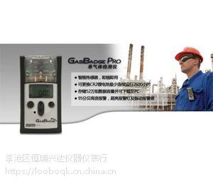 英思科GasBadge便携式单一气体检测仪
