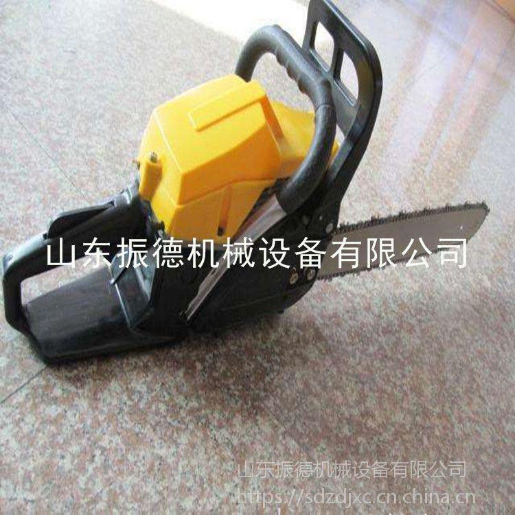 简易型汽油锯 多功能油锯 振德牌 伐木锯 批发零售