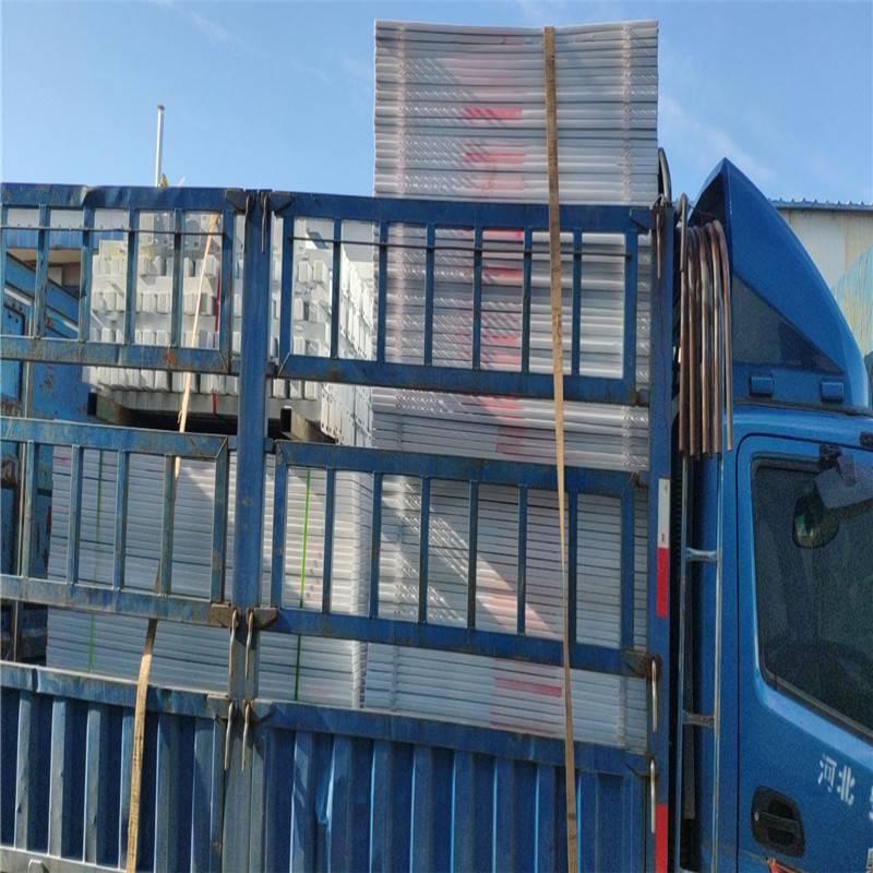 施工现场临边护栏 基坑围网 井口防护网