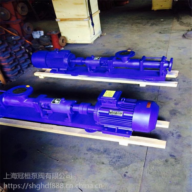 G35-2 湖南省专业单螺杆泵生产厂家,单螺杆泵专业选型。