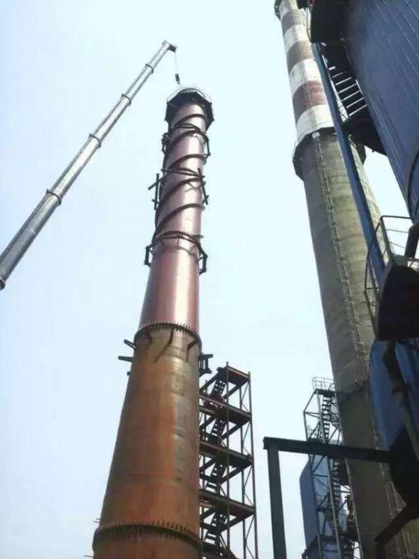 滁州砖烟囱装饰美化安全企业欢迎您