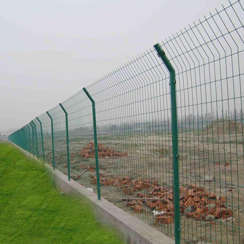 包塑双边丝护栏网@包塑双边丝护栏网厂家@包塑双边丝护栏网生产厂家直销