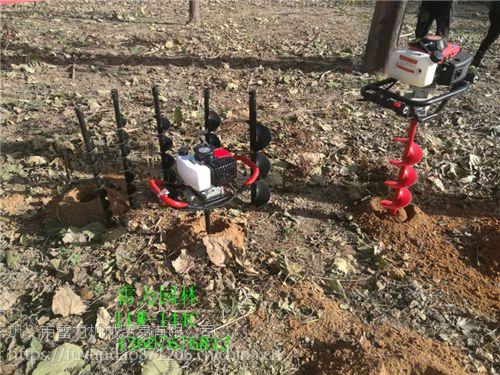 性能稳定 植树作业好的便携式钻孔机
