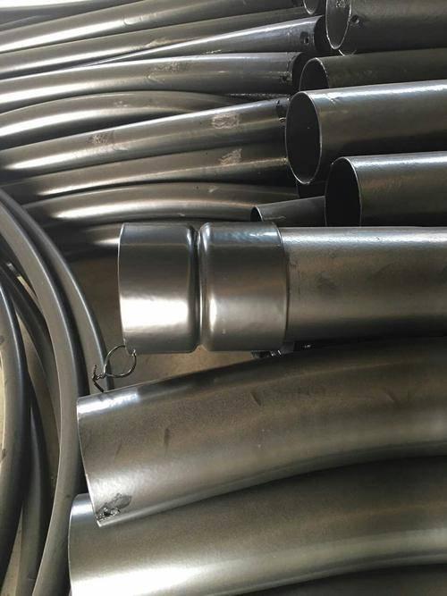 环氧煤沥青油钢管厂家,电缆涂塑复合管现货,电力钢塑复合管