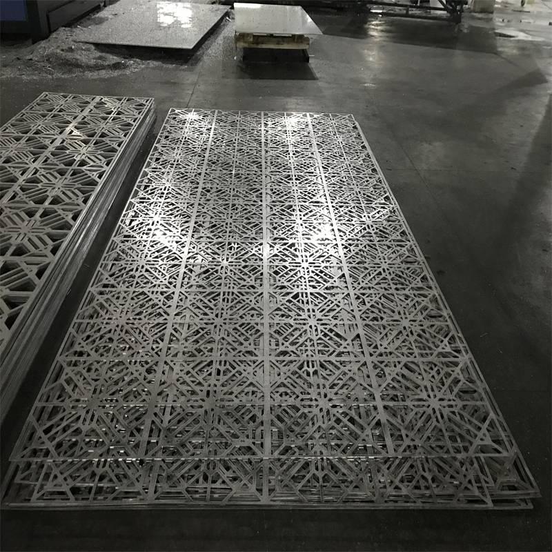 桂平市2.0mm冲孔铝单板加工厂 欧百建材13422371639李生