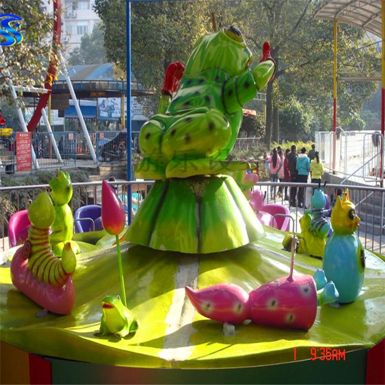 儿童小型游乐设备蜗牛特工队公园游乐园设备