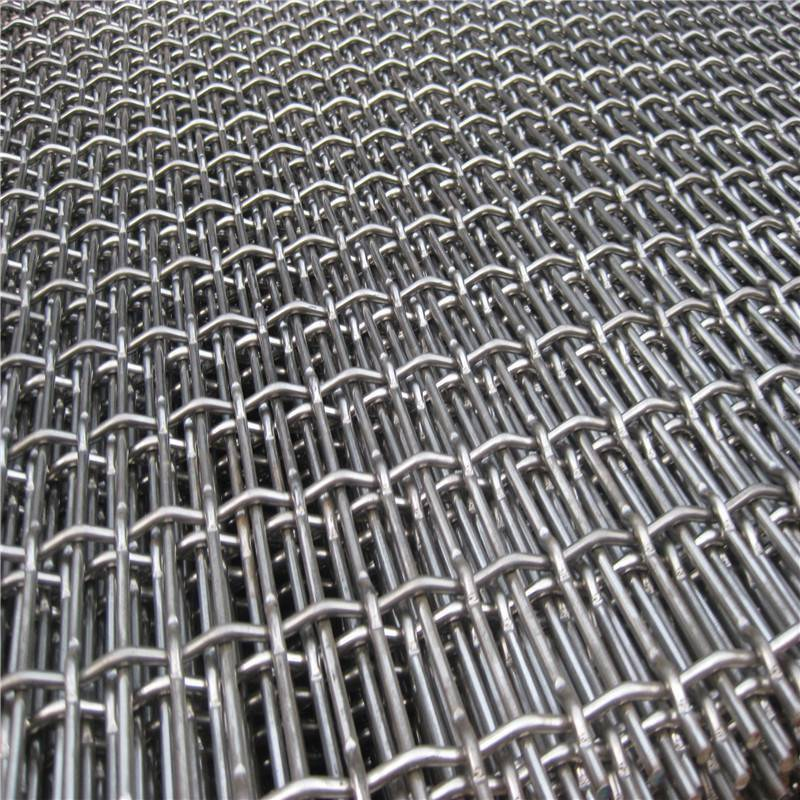 优质养猪轧花网 锰钢矿筛网 轧花网规格