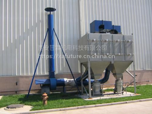 西安木工中央除尘设备图集
