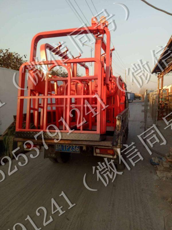 厂家直销 1米 8吨--50吨吊车专用 吊车吊篮自动调平 高空作业施工平台