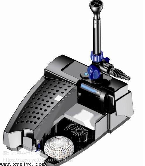 OASE(德国欧亚瑟)微型一体式过滤器