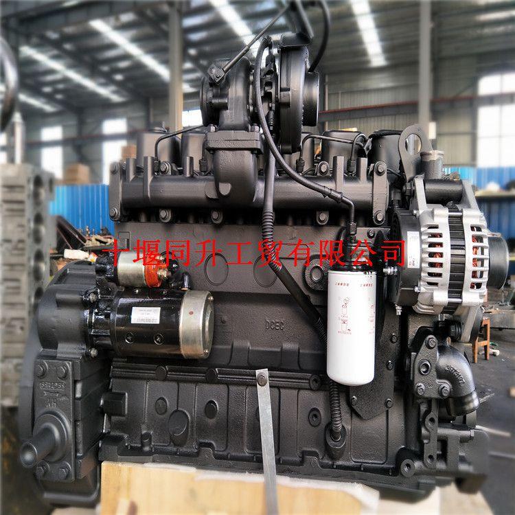 康明斯QSB6.7-C190柴油机总成适配神钢SK60-C 挖掘机