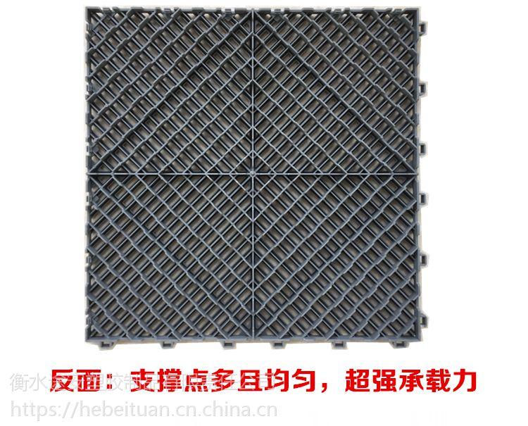 天津汽车美容4s店无尘车间洗车房格栅高分子高分子塑料拼接地板格栅