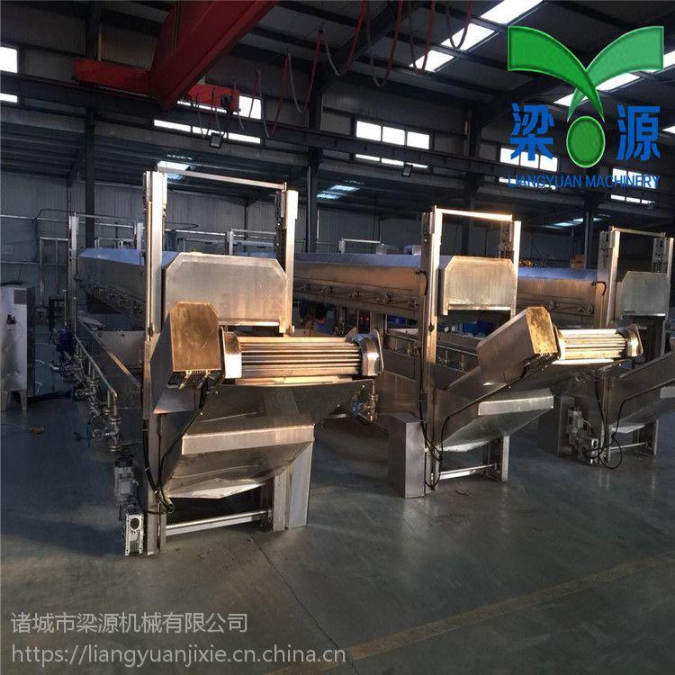 包心丸子生产机器夹心丸子成型水煮线 厂家直供
